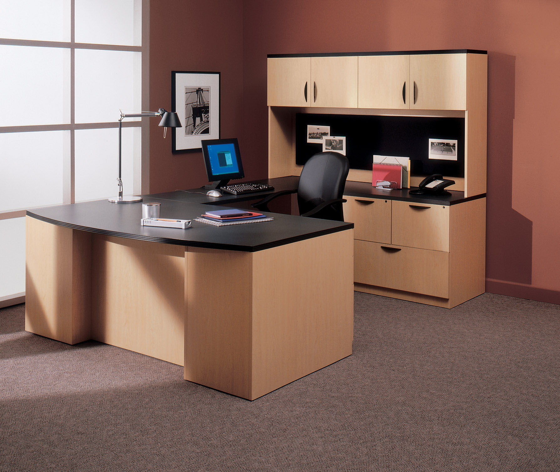 Office Furniture Images Gallery office furniture - ga blanco & sons inc